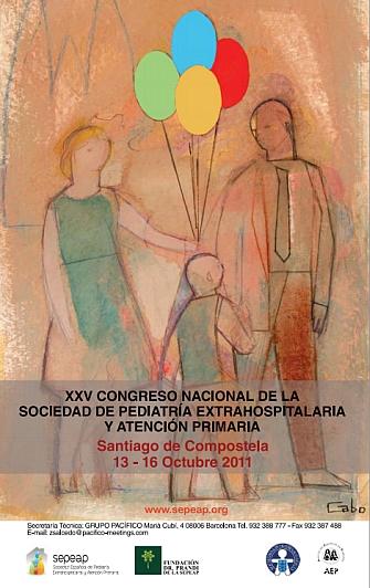 Cartel Congreso 2011 Santiago de Compostela