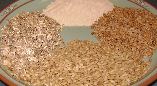 Gluten_Sources By Photograph by Pdeitiker.Pdeitiker at en.wikipedia [Public domain], from Wikimedia Commons