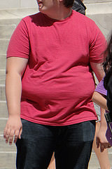 Morbidly Obese Teen by Gaulsstin in FLIKR CC BY 2.0