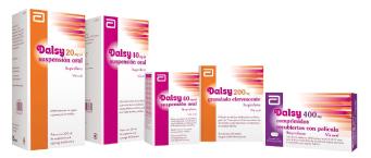 Dalsy pasará a ser medicamento no sujeto a prescripción médica y no financiado