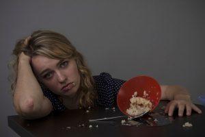 Goldilocks Eating Disorders by Daniela Brown in Flikr (CC BY-ND 2.0)