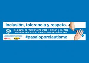 2 de abril 2016, Día Mundial de Concienciación sobre el Autismo