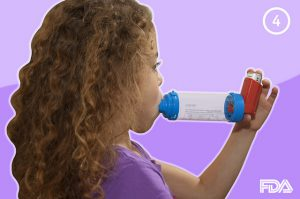 Treating Kids with Asthma The U.S. Food and Drug Administration in Flikr Free domain